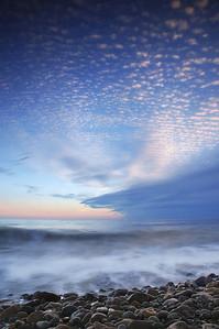 Heaven's Window  Beach near Malibu, California Southern California near Los Angeles