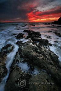 Night & Day - near Malibu  Santa Monica Mountains
