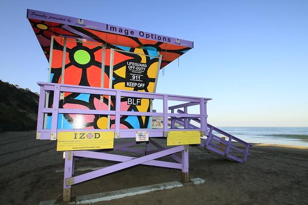 """""""Bluff Tower"""" Torrance Beach, CA"""