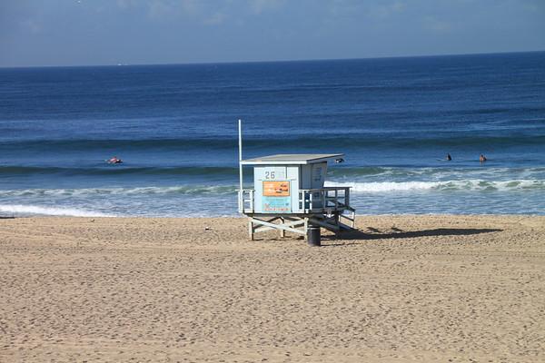 """Tower Blue Water"" El Porto, North Manhattan Beach"