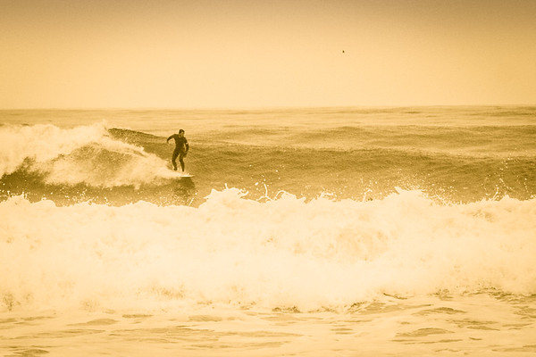 Winter Surfer