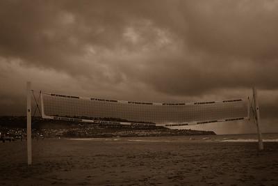 Redondo Beach Volleyball Court