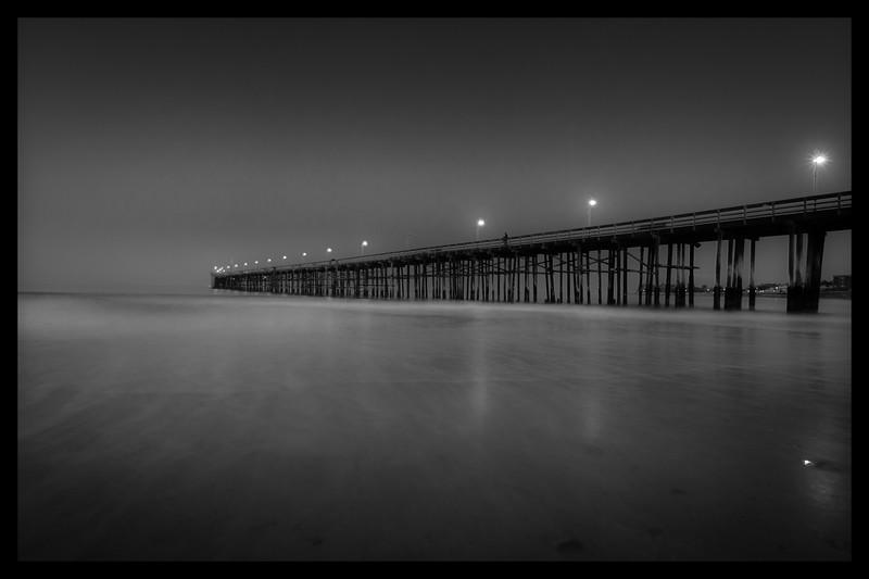 Ventura Pier Before Sunrise