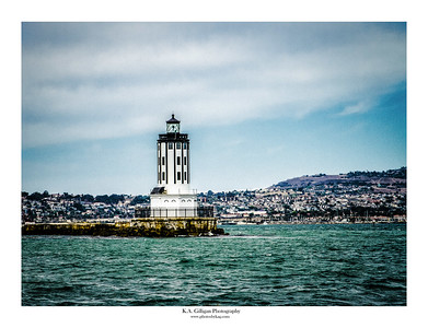 Light house, Los Angeles Harbor