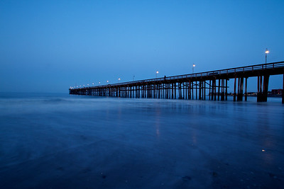 Ventura Pier - 5:32 a.m.