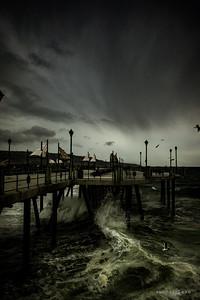 Redondo Beach Pier, 1/20/17