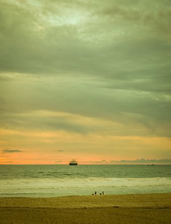 El Porto Sunset #2
