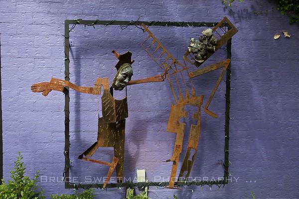 Public Art in Asheville