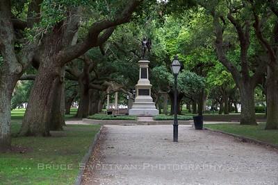 White Point Garden Charleston, SC