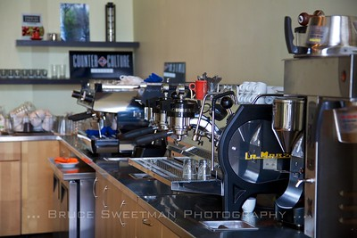Counter Culture Coffee Training Center—Asheville, NC
