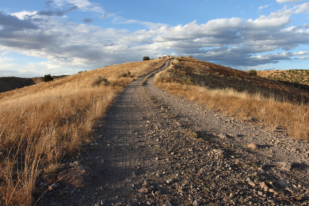 On the Road to Apache Kid Wilderness