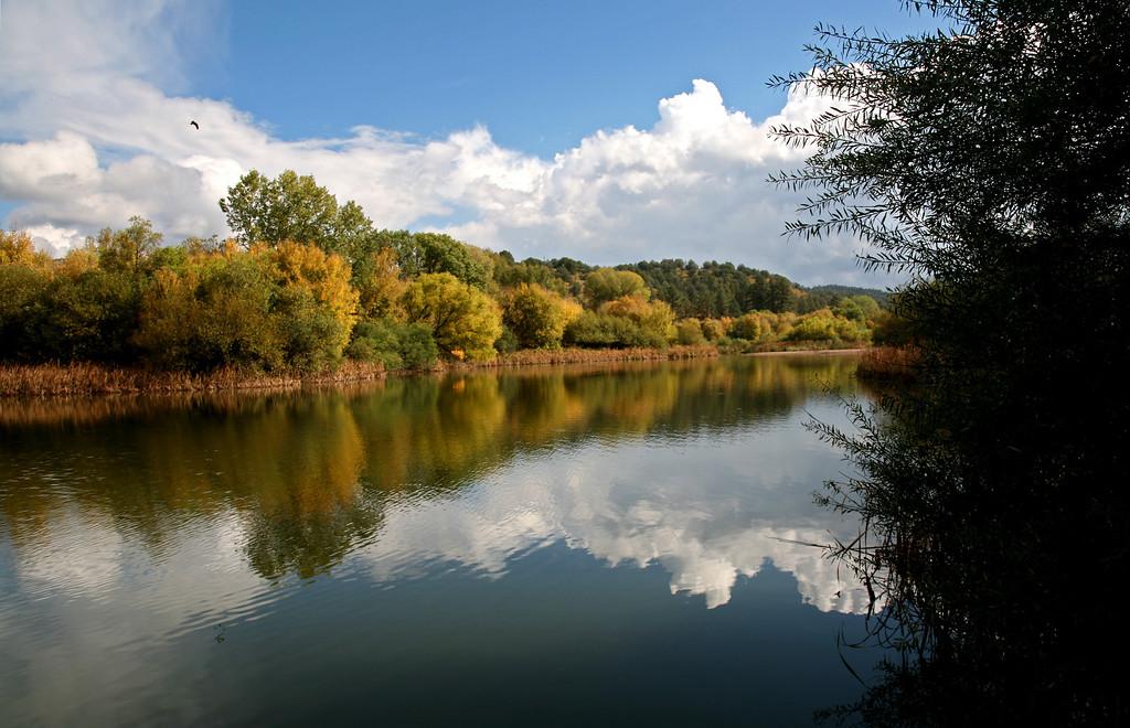 Lake Roberts near the Gila Wilderness