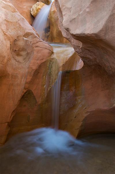 Willis Creek Narrows, Grand Staircase Escalante National Monument, Utah