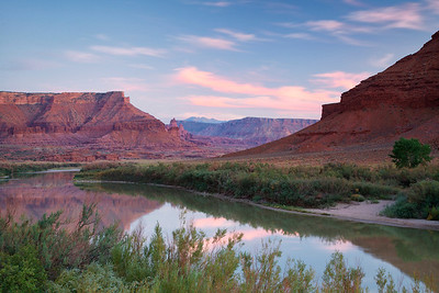 Colorado River East of Moab