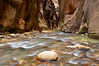 The Narrows, Virgin River, Zion National Park, Utah