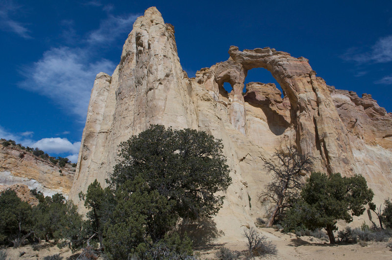 Grosvenor Arch, Grand Staircase Escalnet National Monument, Utah
