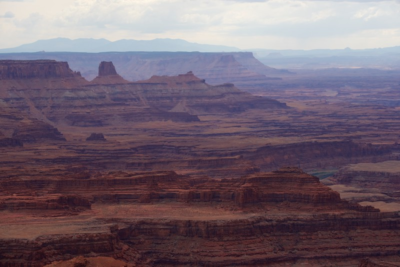 Grandview Point, Island In The Sky, Vanyonlands National Park, Utah