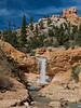 Waterfall, Bryce Canyon National Park, Utah