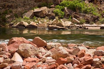 At the Colorado River