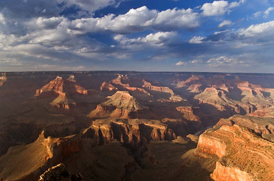 Sunset at Hopi Point, South Rim of Grand Canyon