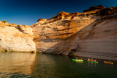 Zion NP., Lake Powell for Antelope Canyon