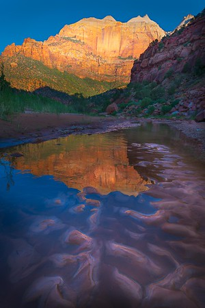 Zion Reflection