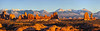 Arches NP - The Windows Section Panoramic