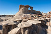 Bisti Badlands - New Mexico