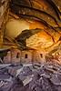 Cedar Mesa - Fallen Roof Ruin