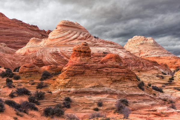 North Coyote Buttes - Arizona/Utah Border