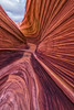"Side Tentacle of ""The Wave"" - North Coyote Buttes - Arizona/Utah Border"