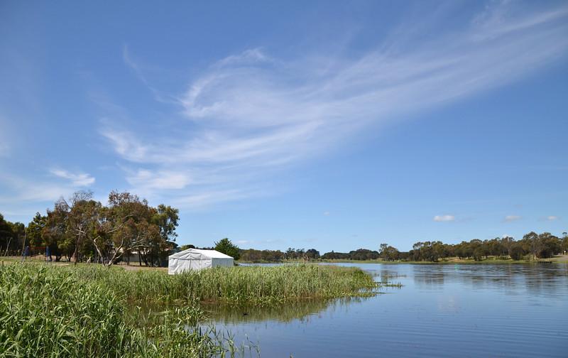 Lake Hamilton<br /> (Hamilton, Victoria, November 2012