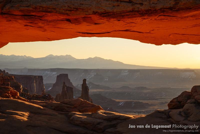 Mesa Arch Layercake