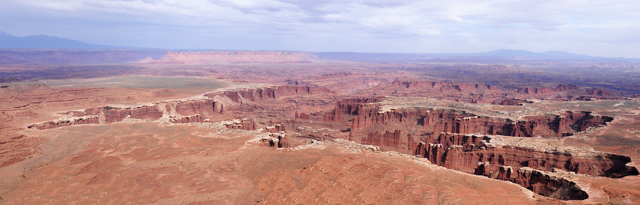 Grand View Point, Canyonlands NP