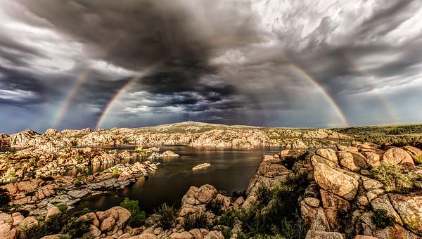 Granite Dell Rainbows