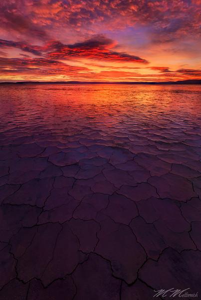 """""""The Happening""""  (Oregon Alvord desert)"""