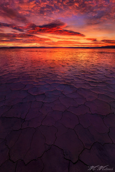 """The Happening""  (Oregon Alvord desert)"