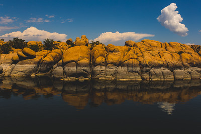 Taken at the Granite Dells (Watson Lake), In Prescott, AZ.