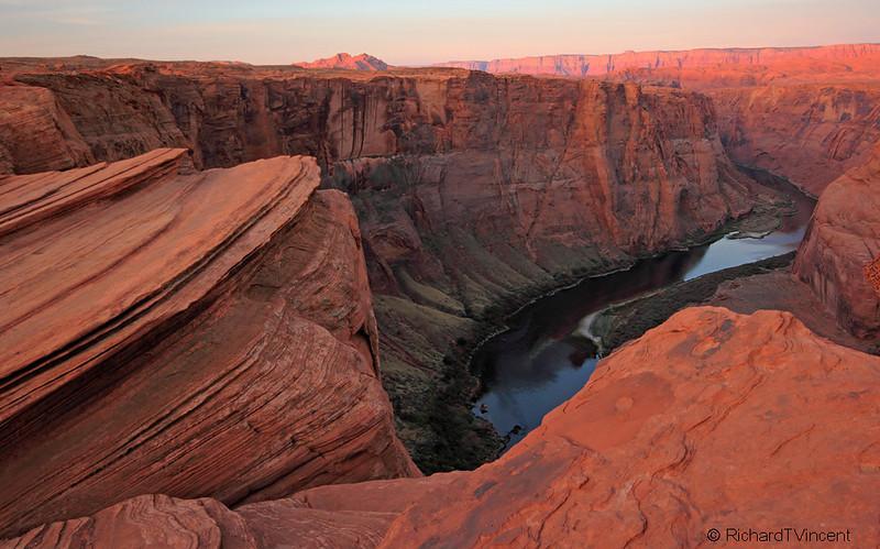 Glen Canyon Morning