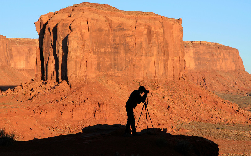 Alex Monument Valley AZ