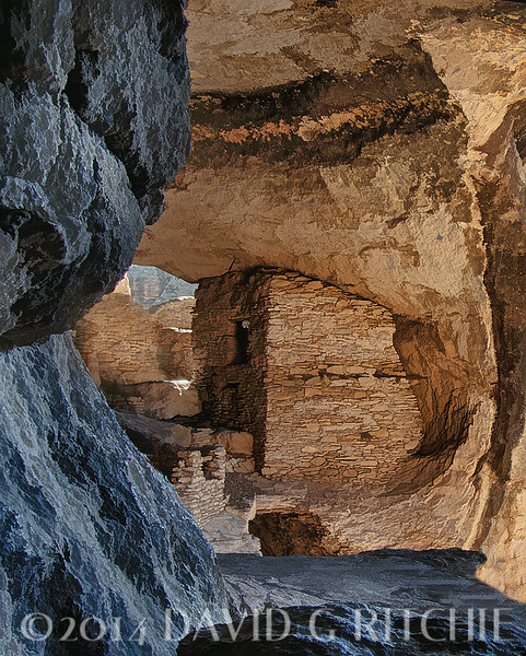 Gila Cliff Dwellings, National Monument, NM