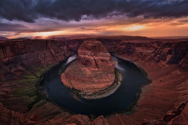 """""""Wild Light at Horseshoe"""" - Arizona"""