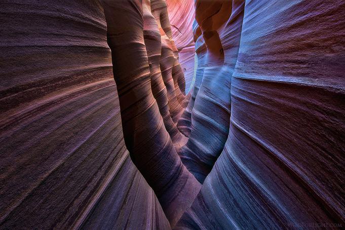 """Zebra Chamber"" - Utah"