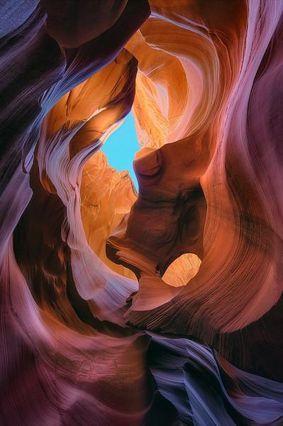 """Somphony in Stone"" - Arizona"