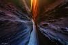 """""""Horizontal Rainbow Chamber"""" -  Utah"""