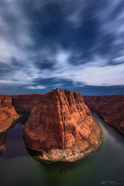 """Celestial Bend"" - Arizona"