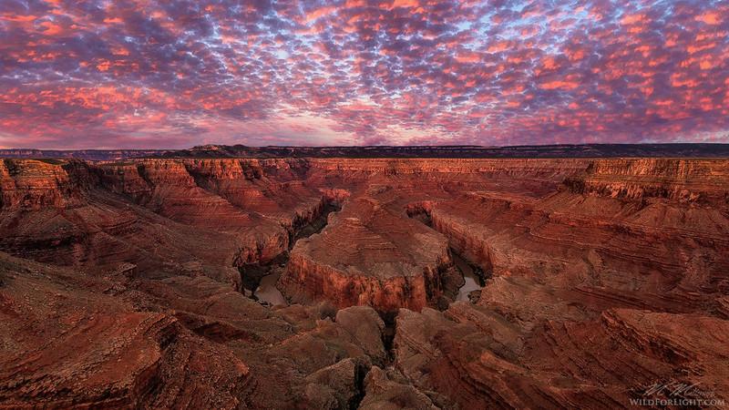 """""""Tatahatso Morning"""" - Grand Canyon, Arizona."""