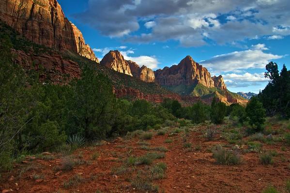 Landscapes/Zion National Park