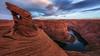 """Ancient Sandstone Canyon"" (Arizona)"