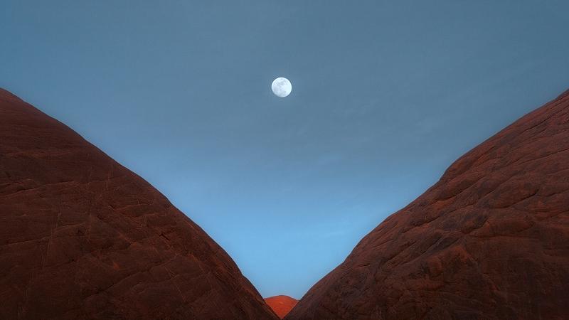 """""""Mars Moonscape""""  (Utah)"""